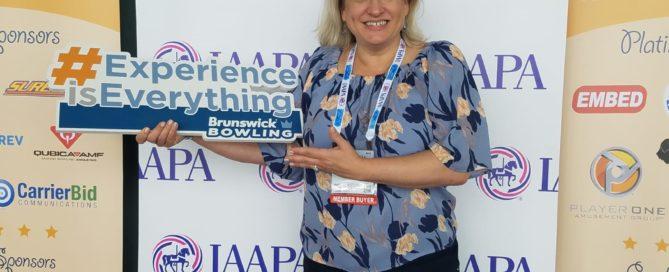 Deborah Kunz | IAAPA 2018