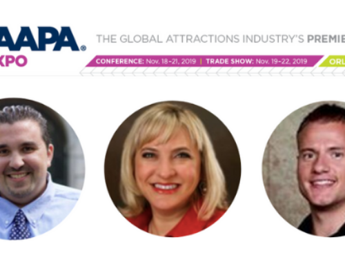 DEK Leadership is Presenting at IAAPA Expo!